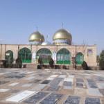 گلزار شهدای گرمسار - امامزادگان اسمعیل و شمس الدین