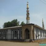 گلزار شهدای پایین چاف، مسجد صاحب الزمان عجل الله ت