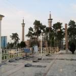 گلزار شهدای شهر علی آباد کتول