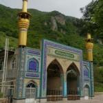 قاب عشق - گلزار شهدای روستای زیارت (گرگان)