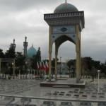 قاب عشق - گلزار شهدای شهر گرگان