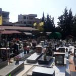قاب عشق - گلزار شهدای الخرایب (شهرستان صیدا)