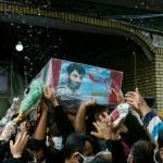 تشییع باشکوه پیکر مطهر شهدای مدافع حرم در ساری