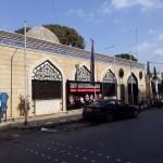 قاب عشق - گلزار شهدای شهر بیروت (روضة الشهیدین)