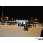 در راه سفر به فکه، شب عاشورای 1394-قتلگاه هویزه