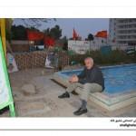 قاب عشق-دوستان، در راه حضور در قتلگاه فکه-محرم1394