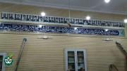 تصاویر شهدای میاب در مسجد جامع میاب