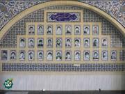یادمان شهدای مفقودالاثر شهر ساوه